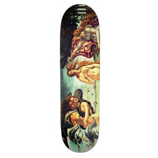 The Birth Of Venus Skate Deck