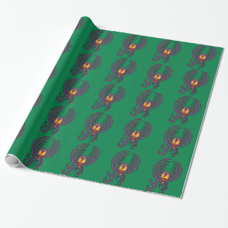 The Birthday Bat Wrapping Paper