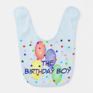 The Birthday Boy Bib