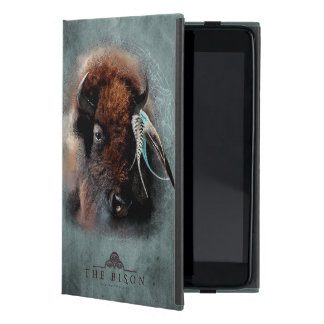 The Bison - iPad Case