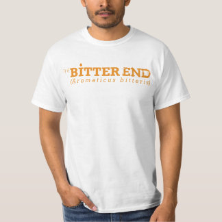 The Bitter End Tee - Moroccan