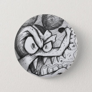 The Bitter Rat Blues 2 Inch Round Button
