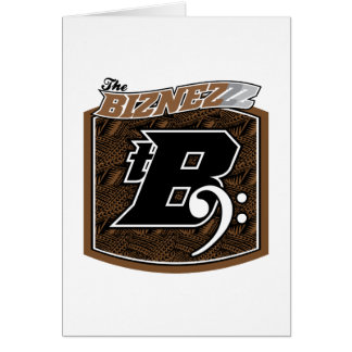 The Biznezzz Card
