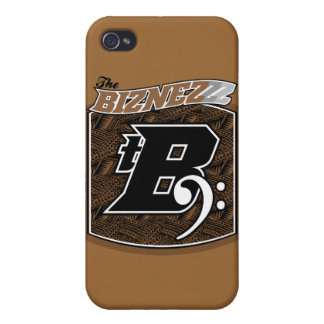 The Biznezzz iPhone 4 Cover