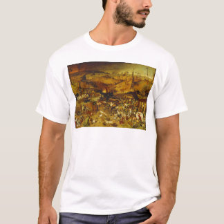 The Black Death from the Toggenburg Bible 1411 T-Shirt