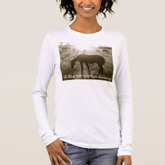 The Black Hills Wild Horse Sanctuary Shirt