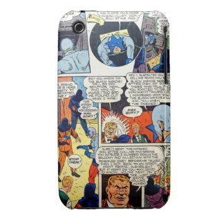 The Black Mayor Unveiled iPhone 3G-3Gs Case