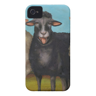The Black Sheep Case-Mate iPhone 4 Cases