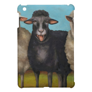 The Black Sheep iPad Mini Cover