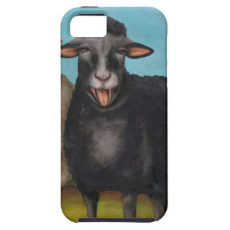 The Black Sheep iPhone 5 Cases