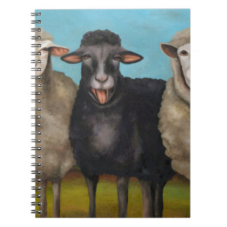 The Black Sheep Notebook