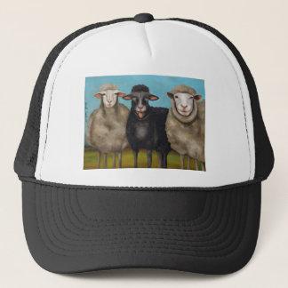The Black Sheep Trucker Hat
