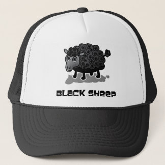 The Black Sheep Trucker Hat
