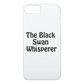 the black swan whisperer iPhone 7 case