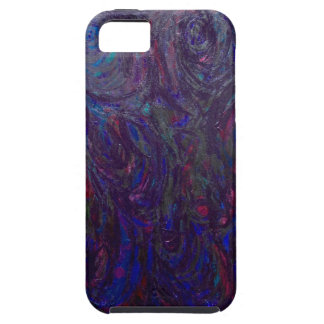 The Black Torso (abstract human body) iPhone 5 Covers