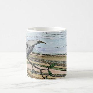 The blackbird coffee mug