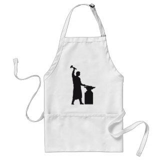 The blacksmith standard apron