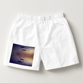 The Blades Boxers