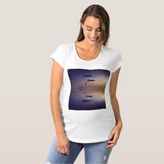The Blades Maternity T-Shirt