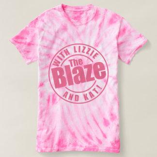 The Blaze Podcast Tie-Dye Shirt