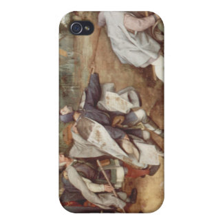 The Blind Leading the Blind - 1568 Case For The iPhone 4