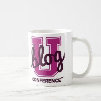 The BlogU Coffee Mug