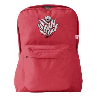 The Bloom of Okra Backpack