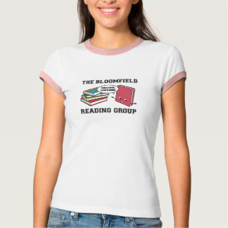 The Bloomfield Reading Group - Gals T-Shirt