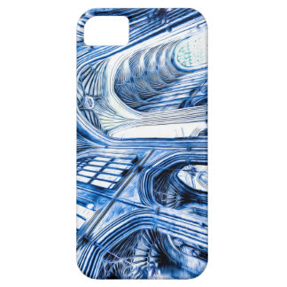 The Blue Abbey Case For The iPhone 5
