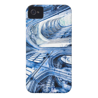 The Blue Abbey Case-Mate iPhone 4 Case