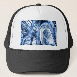 The Blue Abbey Trucker Hat