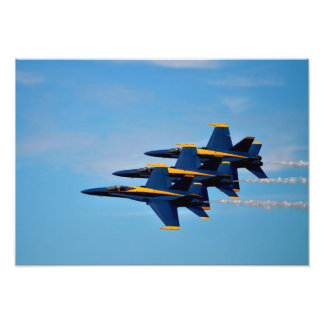 The Blue Angels Coming Home Photo Print