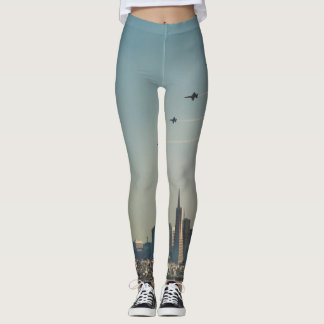 The Blue Angels Leggings