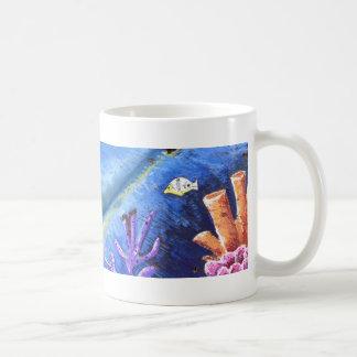 The Blue Coconut Coffee Mug – Vacation!