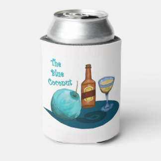 The Blue Coconut Tropical Getaway Drink Cooler