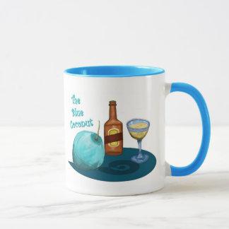 The Blue Coconut Tropical Getaway Mug