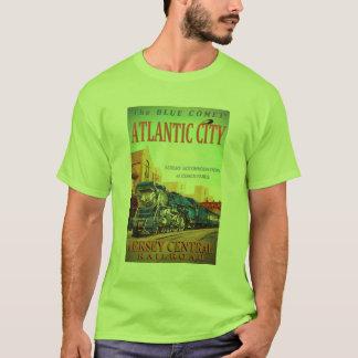 The Blue Comet Train Men's T-Shirt