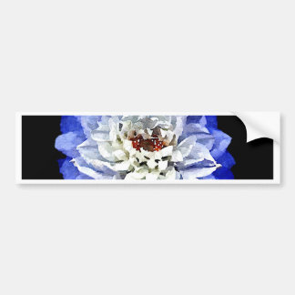 The Blue Dahlia Bumper Sticker