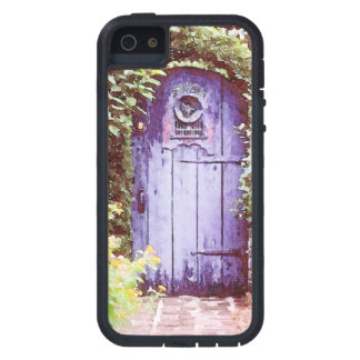 The Blue Door Case For The iPhone 5