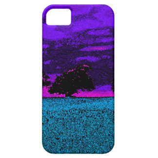 THE BLUE FIELD iPhone 5 CASE