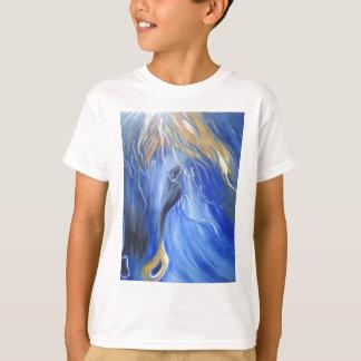 the Blue Horse T-Shirt