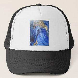 the Blue Horse Trucker Hat