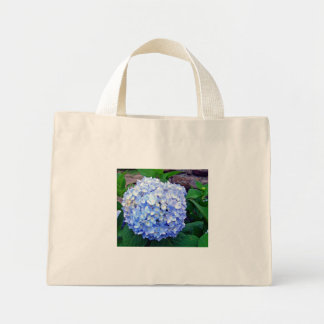 The Blue Hydrangea Mini Tote Bag