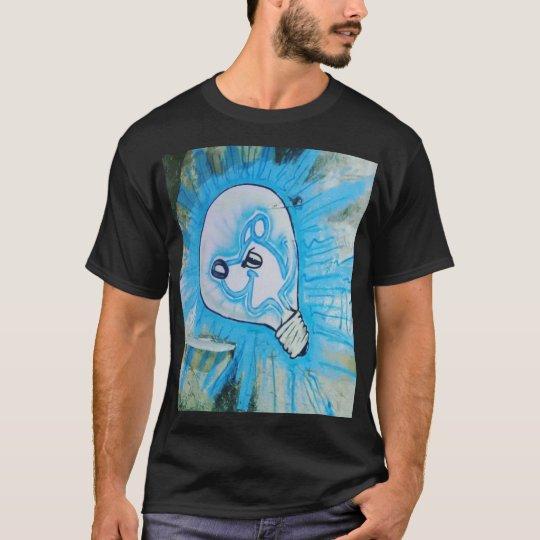 The blue light T-Shirt