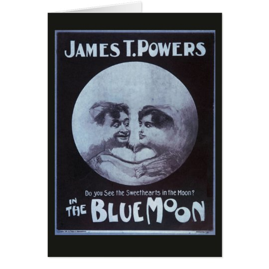 The Blue Moon Theatre Poster Cards