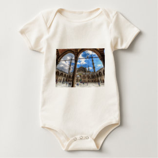 The Blue Mosque Istanbul Baby Bodysuit