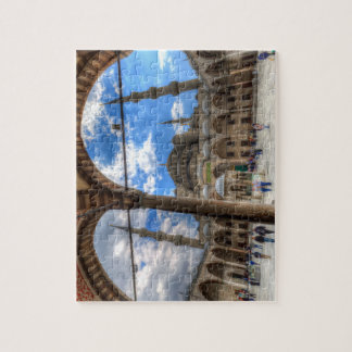 The Blue Mosque Istanbul Jigsaw Puzzle