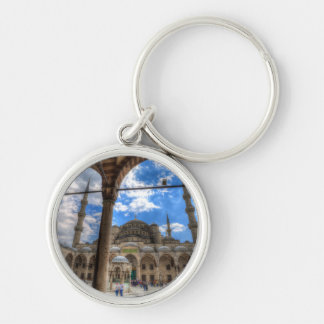 The Blue Mosque Istanbul Keychain
