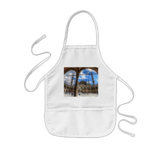 The Blue Mosque Istanbul Kids Apron