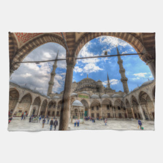 The Blue Mosque Istanbul Kitchen Towel